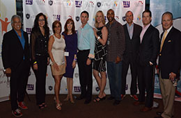 David Tyree Charity Bowl June 10, 2014